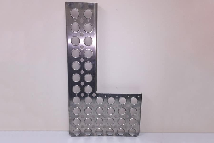punching metal components