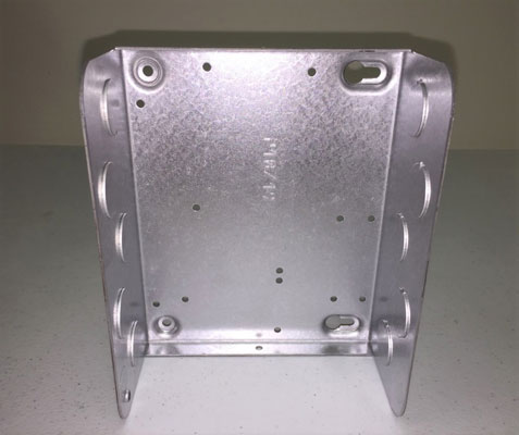 metal fabricated punch components