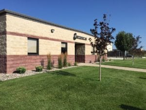 Counterpart Building - exterior