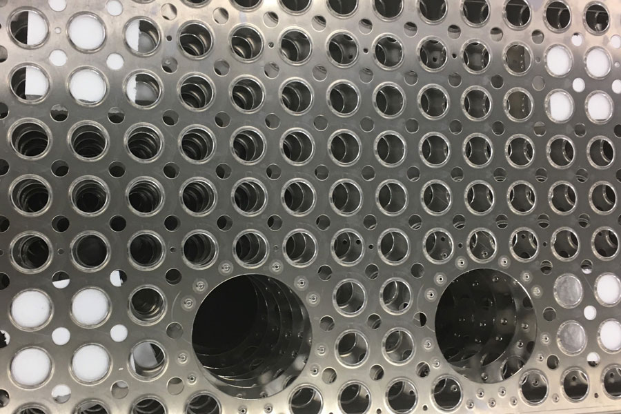 punching metal fabrication