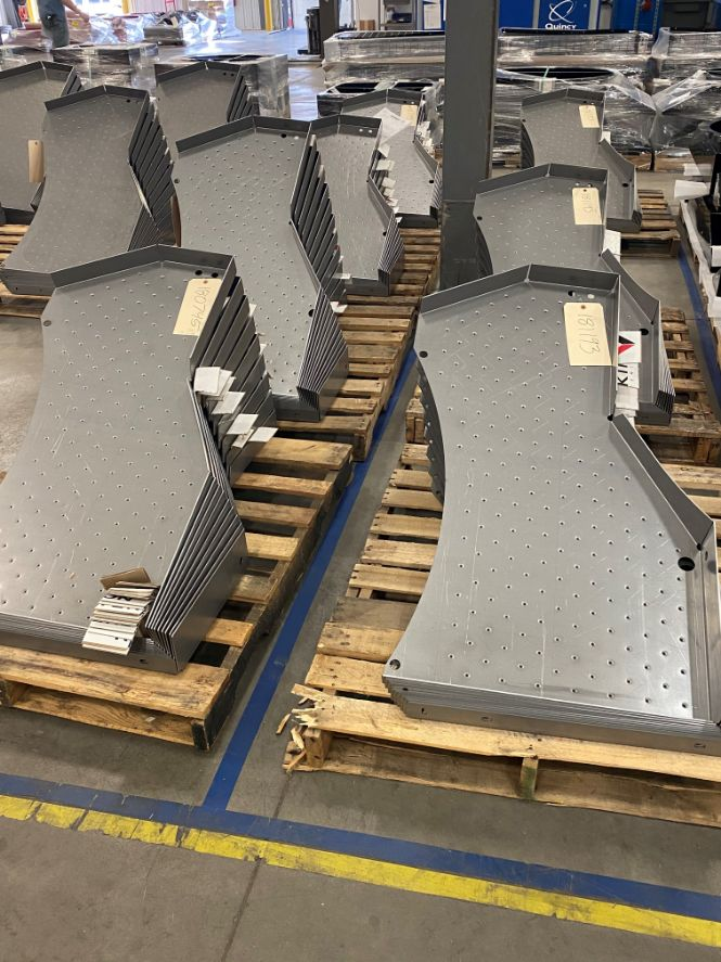 sheet metal punch fabrication